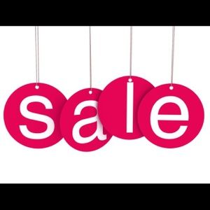 Other - Closet sale!! Open to reasonable offers!!!! 💗💗